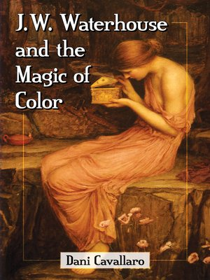 cover image of J.W. Waterhouse and the Magic of Color