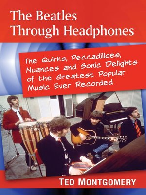 cover image of The Beatles Through Headphones
