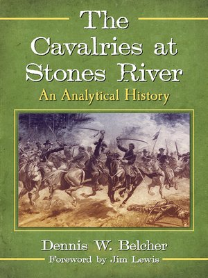 cover image of The Cavalries at Stones River
