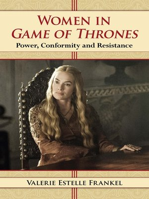 cover image of Women in Game of Thrones