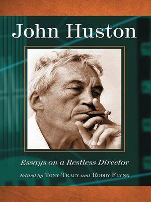 cover image of John Huston