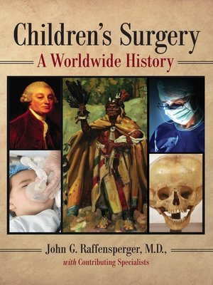 cover image of Children's Surgery