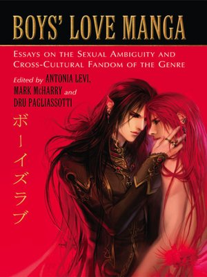 cover image of Boys' Love Manga