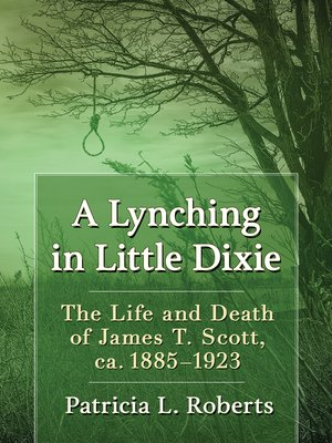 cover image of A Lynching in Little Dixie