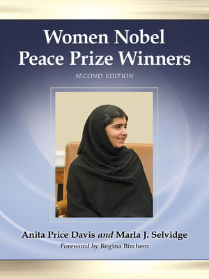 cover image of Women Nobel Peace Prize Winners, 2d ed.