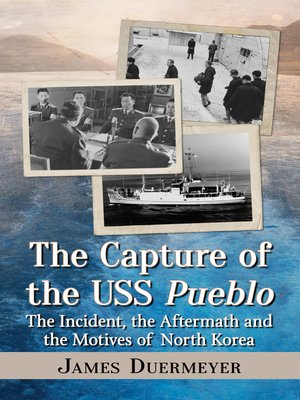 cover image of The Capture of the USS Pueblo