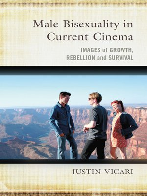 cover image of Male Bisexuality in Current Cinema