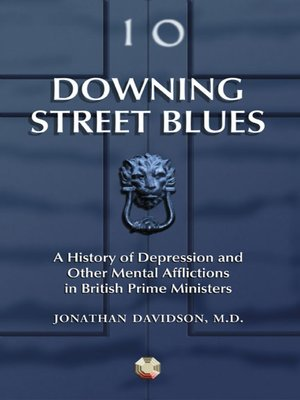 cover image of Downing Street Blues