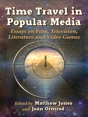 cover image of Time Travel in Popular Media