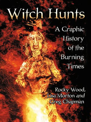 cover image of Witch Hunts