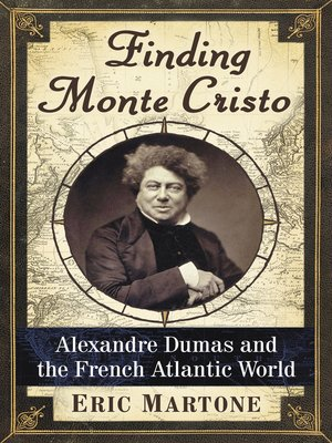 cover image of Finding Monte Cristo