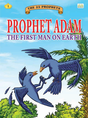 cover image of PROPHET ADAM
