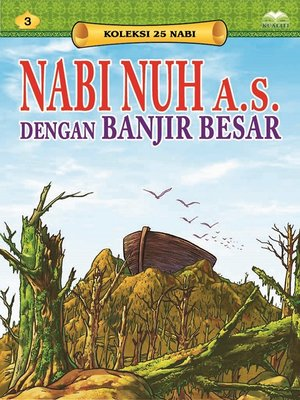cover image of Koleksi 25 Nabi
