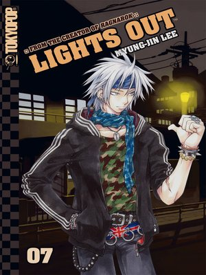 cover image of Lights Out, Volume 7
