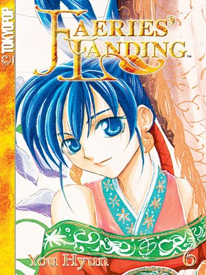 cover image of Faeries' Landing, Volume 6