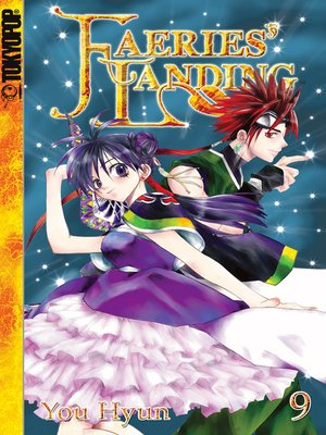cover image of Faeries' Landing, Volume 9