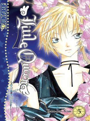 cover image of Little Queen, Volume 5