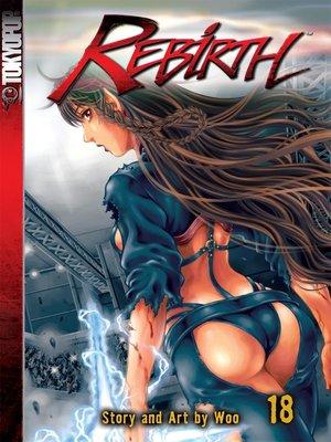 cover image of Rebirth, Volume 18