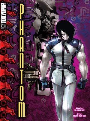 cover image of Phantom, Volume 2