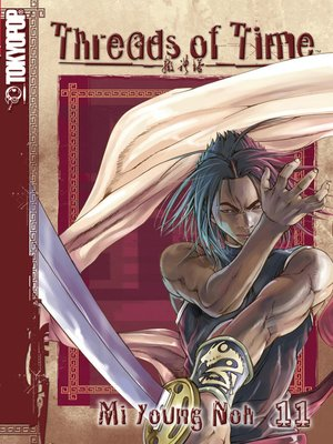 cover image of Threads of Time, Volume 11