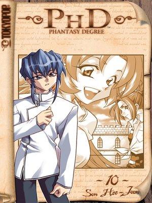 cover image of PhD: Phantasy Degree, Volume 10