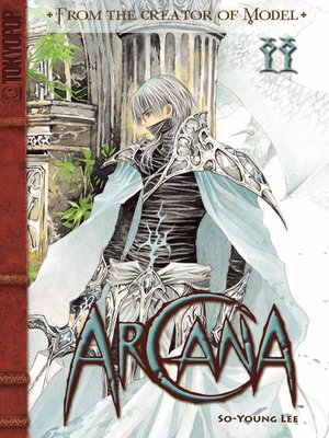 cover image of Arcana, Volume 2