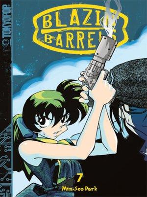 cover image of Blazin' Barrels, Volume 7