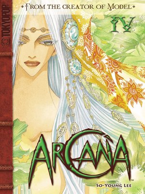 cover image of Arcana, Volume 4