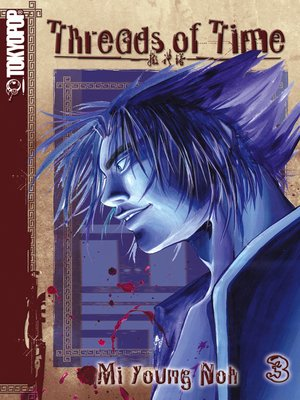 cover image of Threads of Time, Volume 3