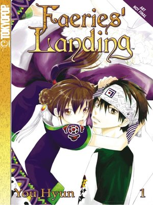 cover image of Faeries' Landing, Volume 1