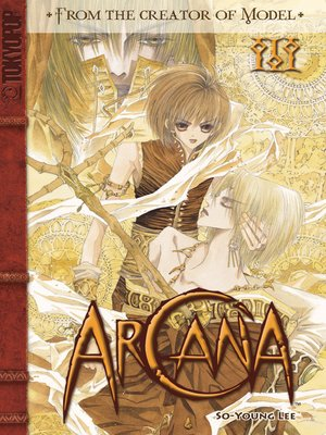 cover image of Arcana, Volume 3