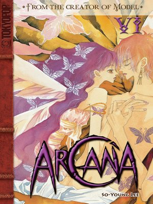 cover image of Arcana, Volume 6