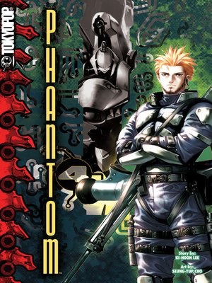 cover image of Phantom, Volume 4