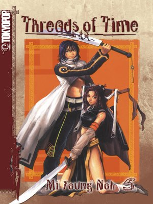 cover image of Threads of Time, Volume 5