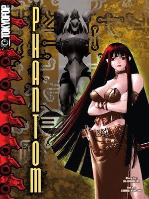 cover image of Phantom, Volume 3