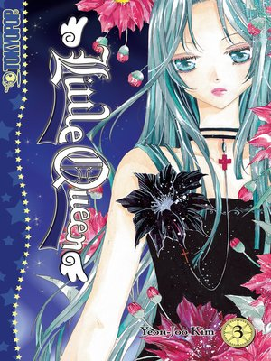 cover image of Little Queen, Volume 3