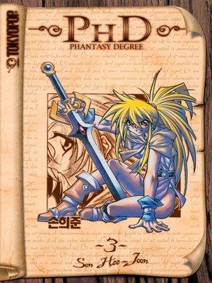 cover image of PhD: Phantasy Degree, Volume 3