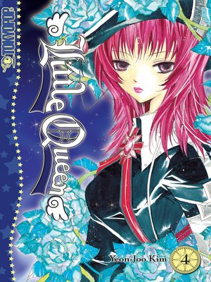 cover image of Little Queen, Volume 4