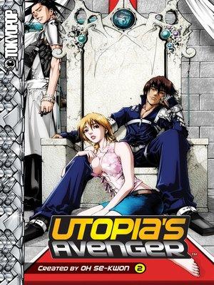 cover image of Utopia's Avenger, Volume 2
