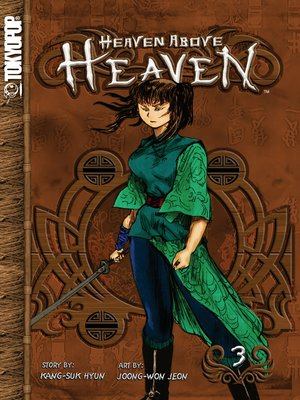 cover image of Heaven Above Heaven, Volume 3