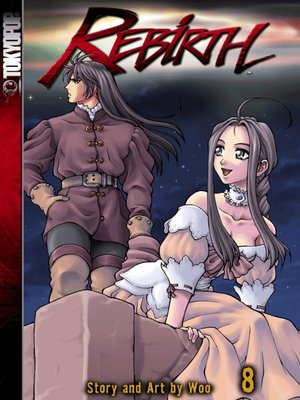 cover image of Rebirth, Volume 8