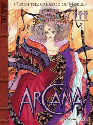 cover image of Arcana, Volume 8