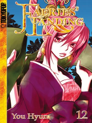 cover image of Faeries' Landing, Volume 12