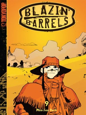 cover image of Blazin' Barrels, Volume 9