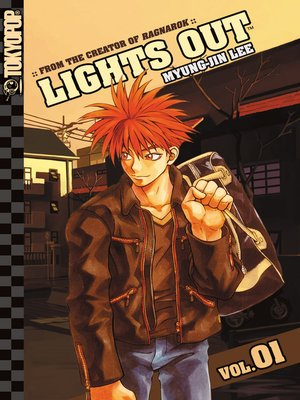 cover image of Lights Out, Volume 1