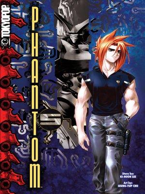 cover image of Phantom, Volume 5