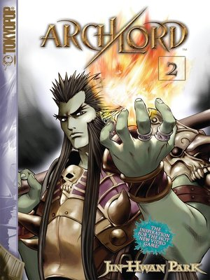 cover image of Archlord, Volume 2