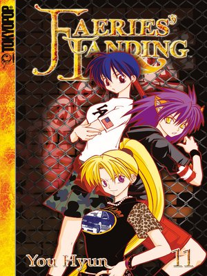 cover image of Faeries' Landing, Volume 11