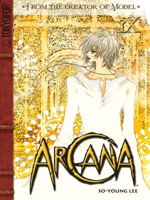 cover image of Arcana, Volume 9