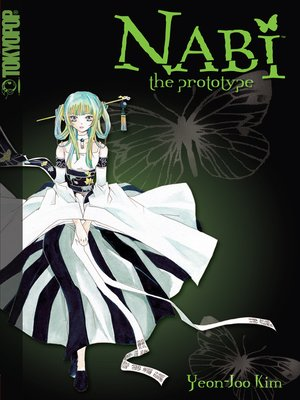 cover image of Nabi the Prototype